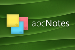 abc Notes – Checklist & Sticky Note App